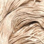 Mulberry silke garn i fargen 12-1403