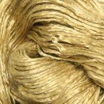 Mulberry silke garn her i fargen 15-0730