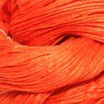 Mulberry silke garn her i fargen 15-1263