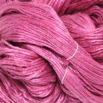 Mulberry silke garn her i fargen 16-3116