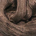 Mulberry silke garn her i fargen 18-1015