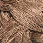 Mulberry silke garn her i fargen 18-1048