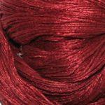 Mulberry silke garn her i fargen 18-1426