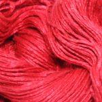 Mulberry silke garn her i fargen 18-1555