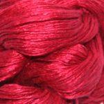 Mulberry silke garn her i fargen 18-1741