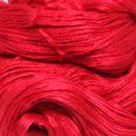 Mulberry silke garn her i fargen 19-1664