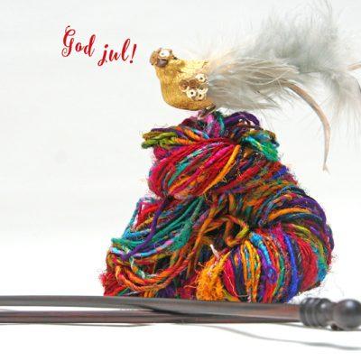 Vi ønsker alle strikkere en riktig god jul!