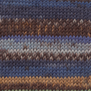 drops-fabel-671blaa-brun-sennep-sokkegarn