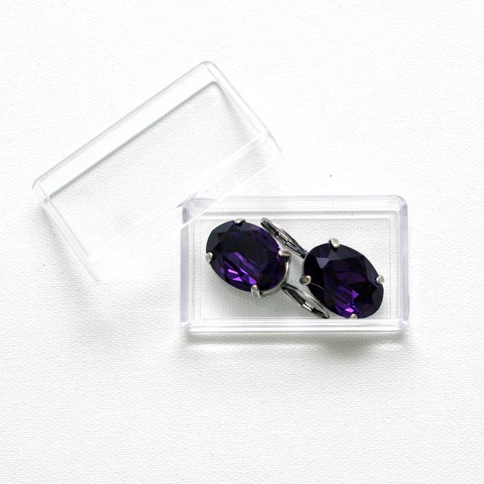 pees-swarovski-element-dame-oredobber-purple-velvet-eske-