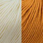 Kremke Bebe soft wash. Her i fargene 01 natur og 15 gullgul.
