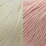 Kremke Bebe soft wash. Her i fargene 01 natur og 02 svak rosa.