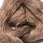 Mulberry silke garn her i fargen 16-1415