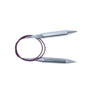 Nova metall rundpinne 80 cm nr 15mm.