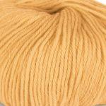 Strikkegarn Sterk fra Du store alpakka. Her i fargen 855 gul.
