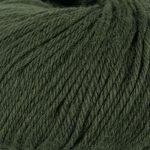Strikkegarn Sterk fra Du store alpakka. Her i fargen 860 flaske grønn.