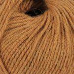 Sterk garn fra Du store alpakka farge 877 gulmelert-utsnitt