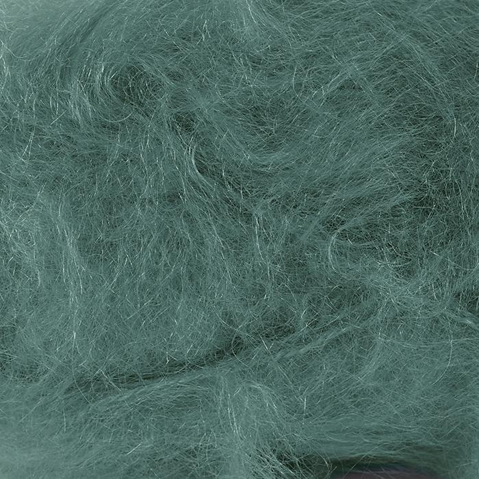 Myk Påfugl fra Dale garn i fargen 7941 Aqua grønn.