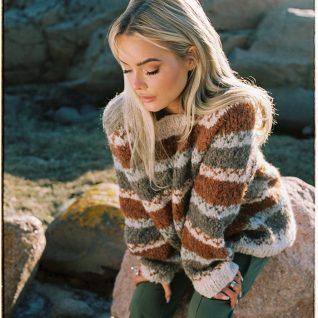 Modig genser fra Sophie Elise