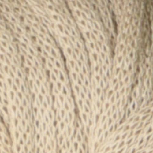 Frisk garn fra Skappelstrikk. Viser et utsnitt av garnet. Her i fargen beige.