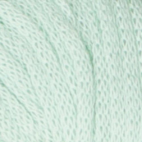 Frisk garn fra Skappelstrikk. Viser et utsnitt av garnet. Her i fargen turkis.