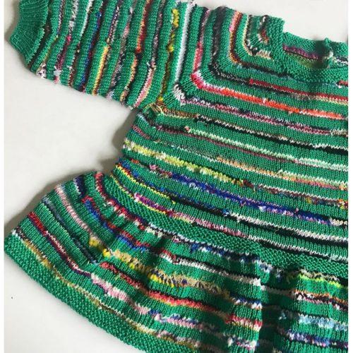 The Lulu Sweater dress av Lærke Bagger