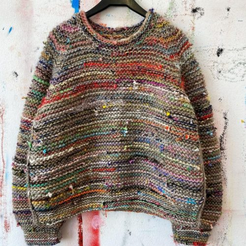 The Not so heavy sweater av Lærke Bagger